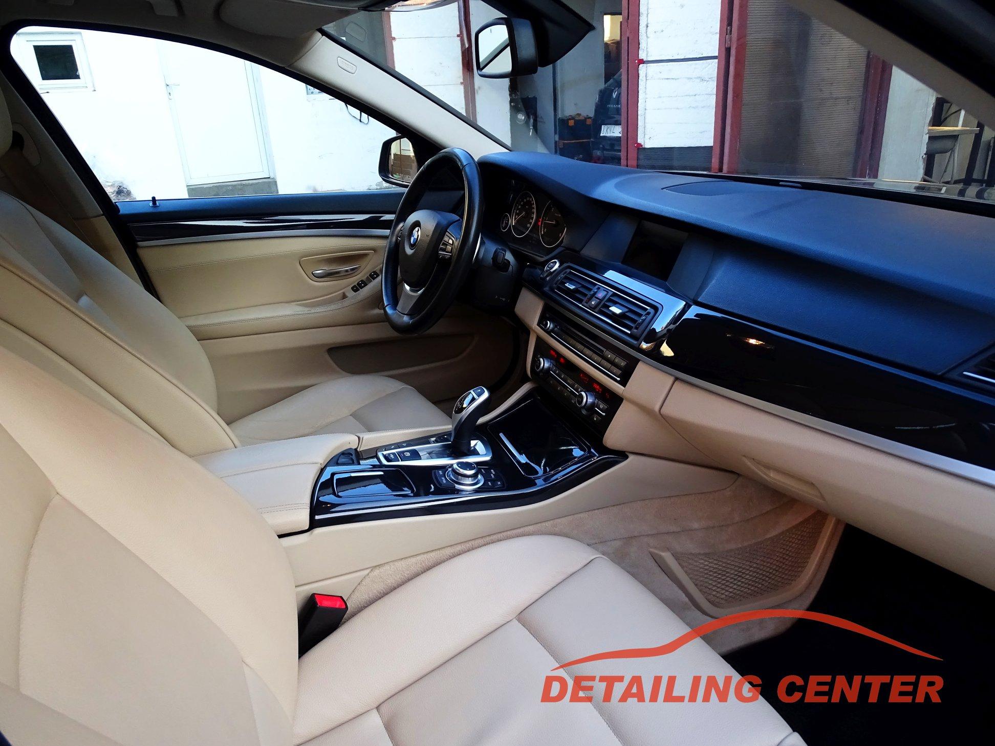 BMW F10 – Detailing Interior